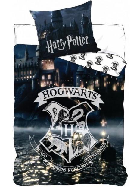 Bavlněné ložní povlečení Harry Potter - Bradavice