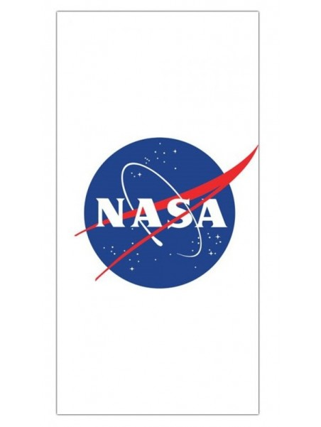 Plážová bavlněná osuška NASA