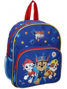 Dětský batůžek s přední kapsou Tlapková patrola - PAW PATROL