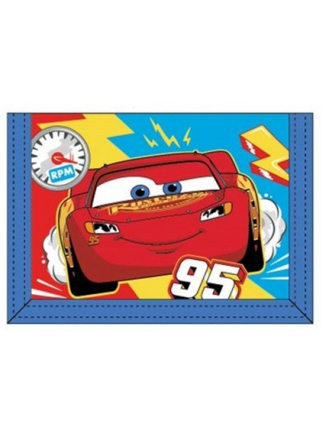 Dětská textilní peněženka Blesk McQueen - Auta