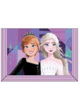 Dětská textilní peněženka Ledové království - Frozen II