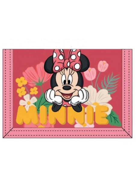 Dětská textilní peněženka Minnie Mouse - Disney