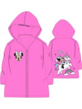 Dívčí pláštěnka Minnie Mouse - jednorožec