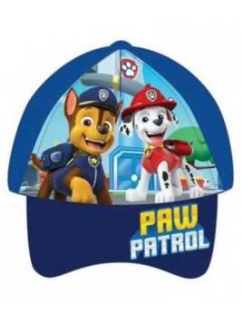 Chlapecká kšiltovka Tlapková patrola / Paw Patrol - modrá