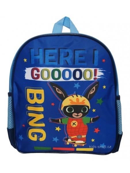 Dětský batoh zajíček Bing - modrý