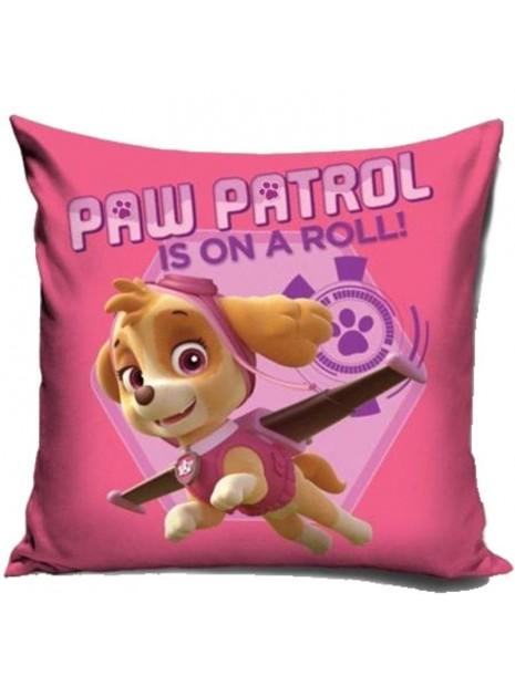 Polštář Tlapková patrola - Paw Patrol - Skye