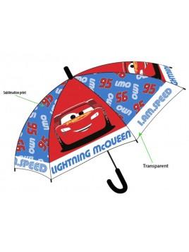 Chlapecký vystřelovací deštník Auta - Blesk McQueen