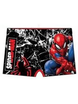 Chlapecké plavky / boxerky Spiderman - MARVEL - červené