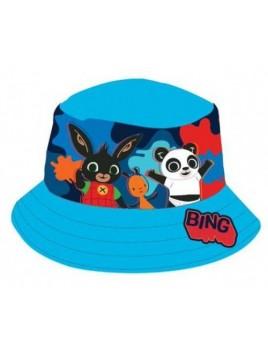 Chlapecký klobouk zajíček Bing - tyrkysový