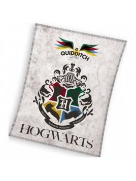 Fleecová deka Harry Potter - Hogwarts