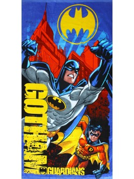 Dětská bavlněná osuška Batman