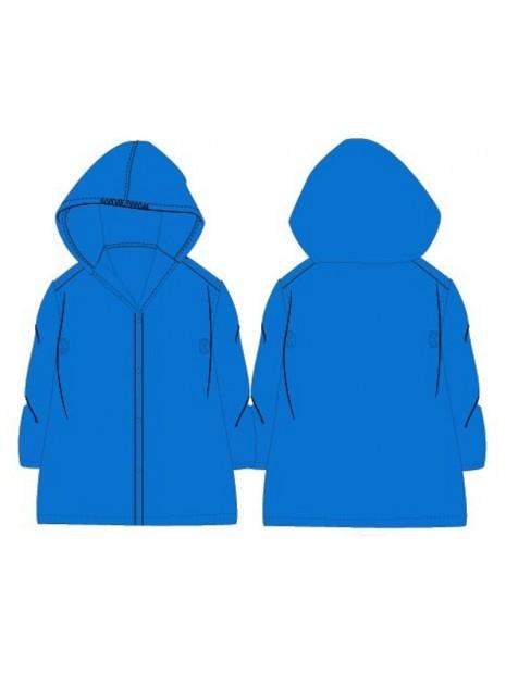 Dětská pláštěnka PVC - modrá