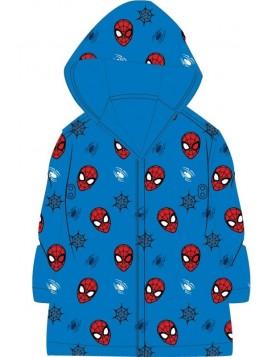 Chlapecká pláštěnka Spiderman MARVEL - modrá