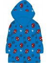 Dětská pláštěnka s motivem Spiderman Marvel. Tato krásná pláštěnka zajistí vašemu chlapečkovi plnouochranuproti dešti. Má kapuci, zapínaní na patentky.