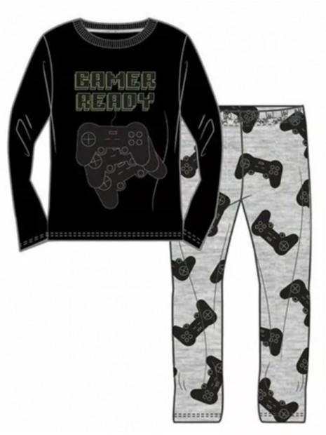 Dětské bavlněné pyžamo Gamer ready