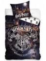 Bavlněné ložní povlečení Harry Potter HOGWARTS - Bradavice