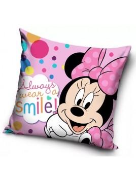 Polštář Minnie Mouse - Smile
