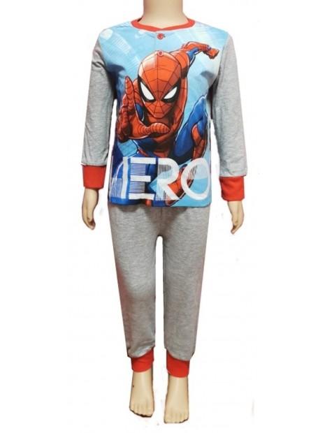 Chlapecké pyžamo Spiderman - MARVEL - šedé