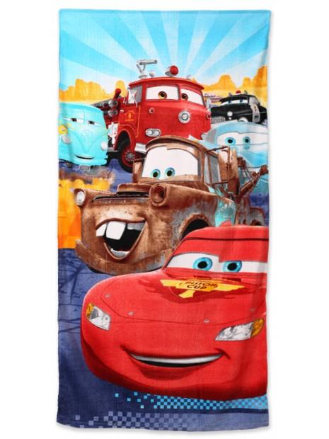 Dětská bavlněná osuška Auta (Cars)