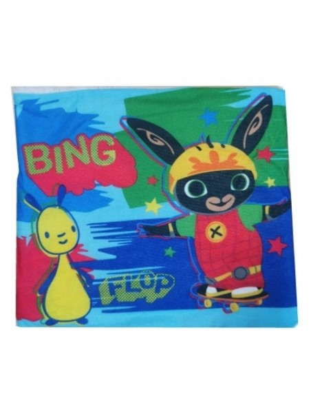 Dětský teplý nákrční Zajíček Bing