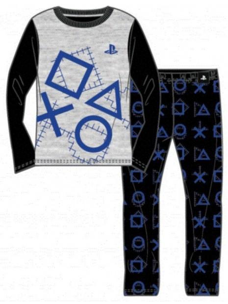 Chlapecké bavlněné pyžamo PlayStation