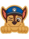 Tvarovaný polštářek Tlapková patrola / Paw Patrol - Chase