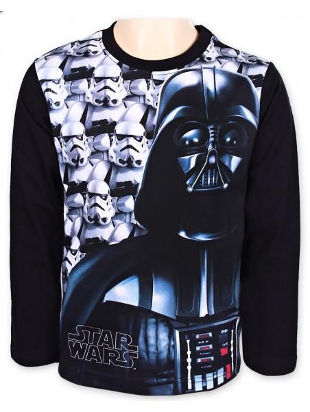 Chlapecké tričko s dlouhým rukávem Star Wars
