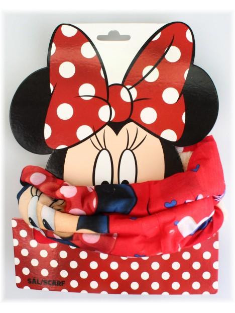 Dívčí fleecový nákrčník Minnie Mouse (Disney)  d3d55591c0