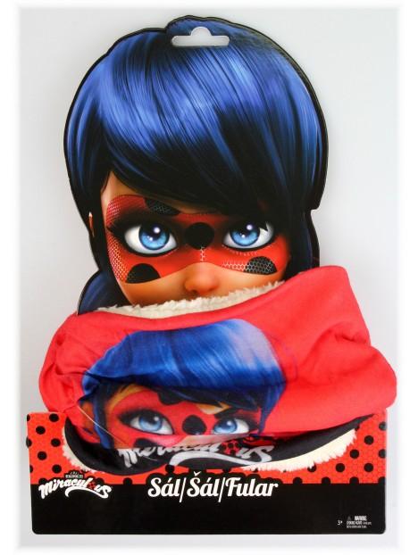 Dívčí fleecový nákrčník Kouzelná beruška (Disney)  c740935547