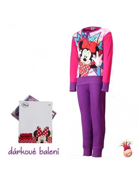 Dívčí pyžamo Minnie