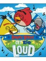 Dětská deka Angry Birds