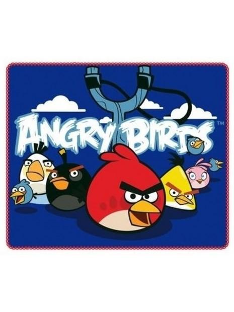 Dětská fleece deka Angry Birds