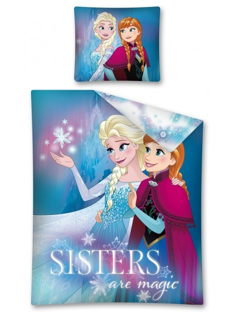 Dětské bavlněné povlečení Ledové království -  Frozen