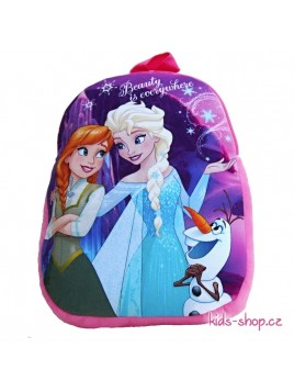 Dětský plyšový batoh Ledové království - Frozen