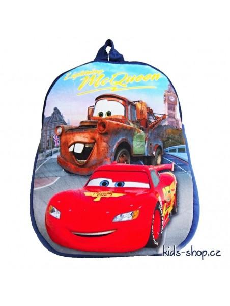 Dětský plyšový batoh Auta - Cars