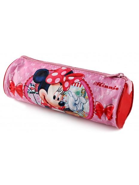 Kulatý penál na tužky Minnie Mouse - Disney