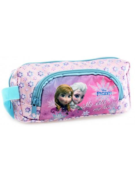 6f3b38c876 Dívčí kosmetická taštička Ledové království - Frozen - růžová