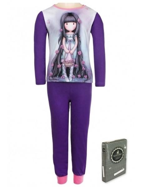 Dívčí pyžamo Santoro London - Gorjuss + Dárkové balení