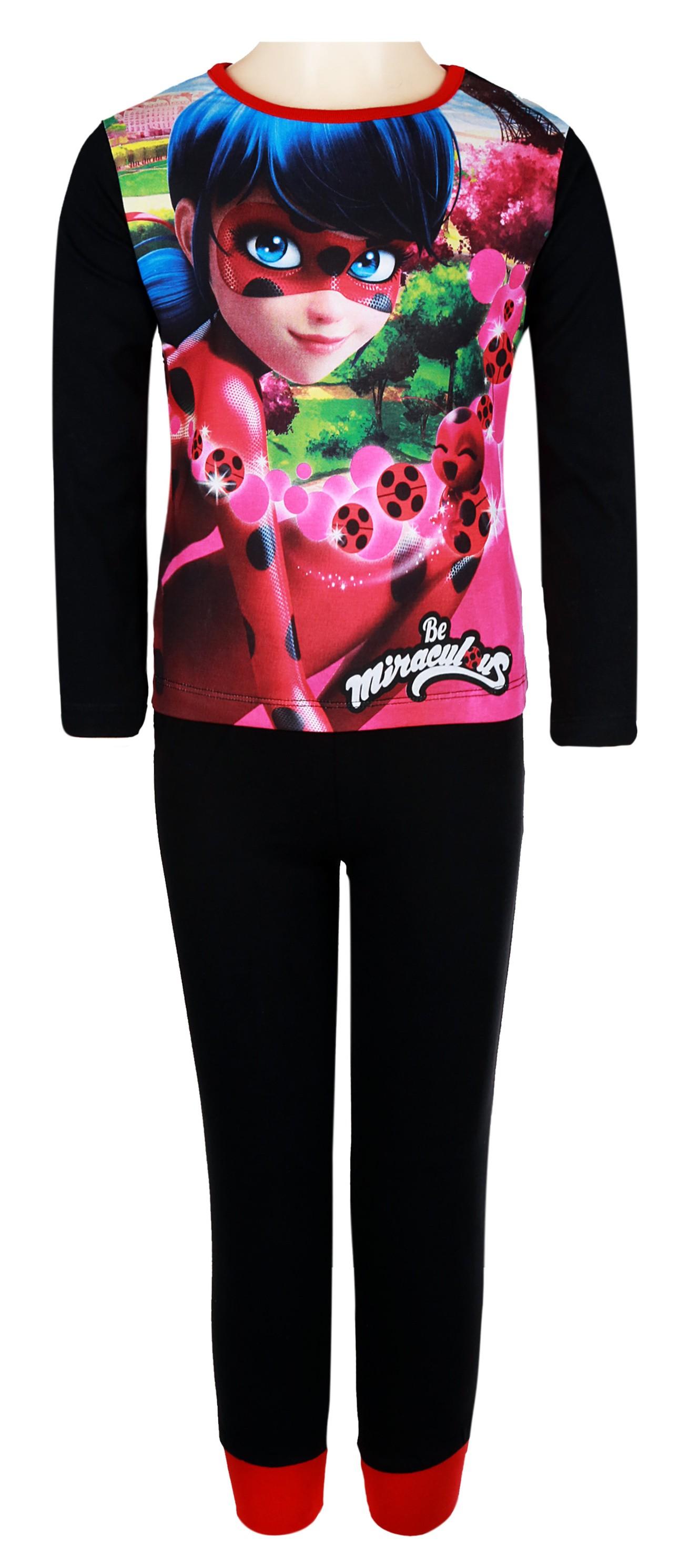 ce5a847b565b Dívčí pyžamo Kouzelná beruška - Ladybug