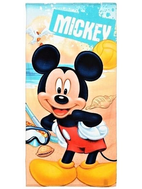 Dětská bavlněná osuška Mickey Mouse (Disney) - potápěč