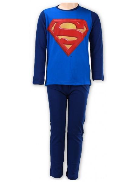 Chlapecké pyžamo Superman