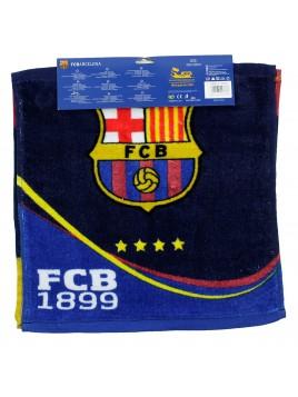 Set bavlněných ručníků na obličej FC Barcelona