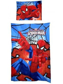 Bavlněné povlečení se Spidermanem