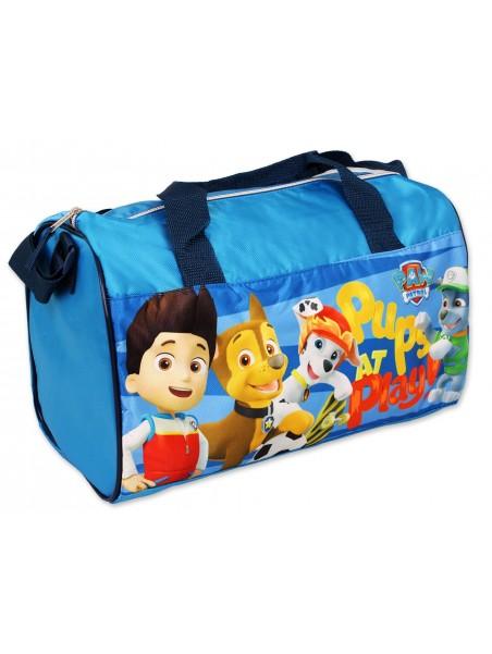 Sportovní taška Tlapková patrola (Paw Patrol) - sv. modrá