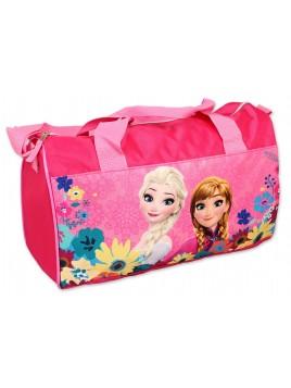 Sportovní taška Ledové království (Frozen 2) - růžová