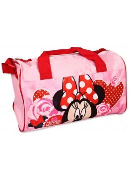 Sportovní taška Minnie Mouse (Disney) - růžová