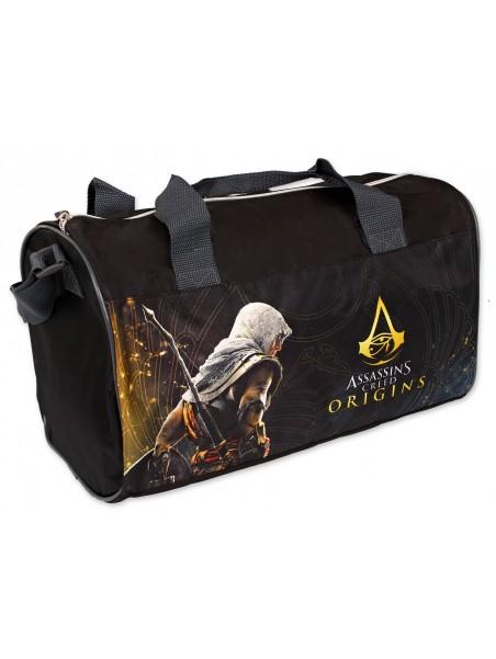 Sportovní taška Assassin's Creed - černá