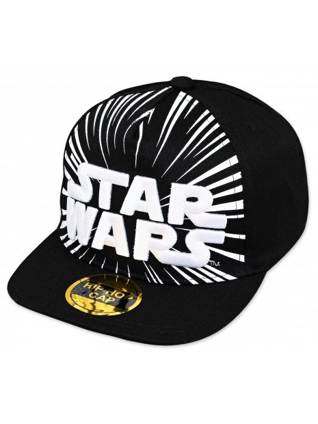 Kšiltovka snapback Hip Hop Star Wars