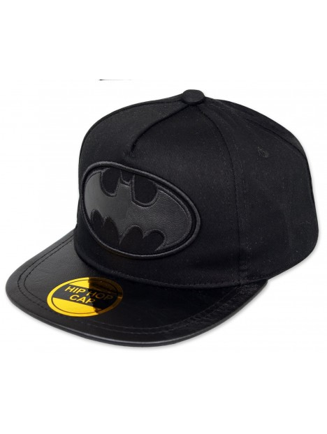 52cf2101083 Kšiltovka snapback Hip Hop Batman - černá