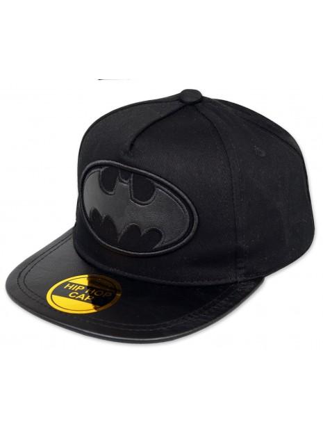 Kšiltovka snapback Hip Hop Batman - černá